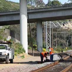 Elvira to Morena Double Track Project