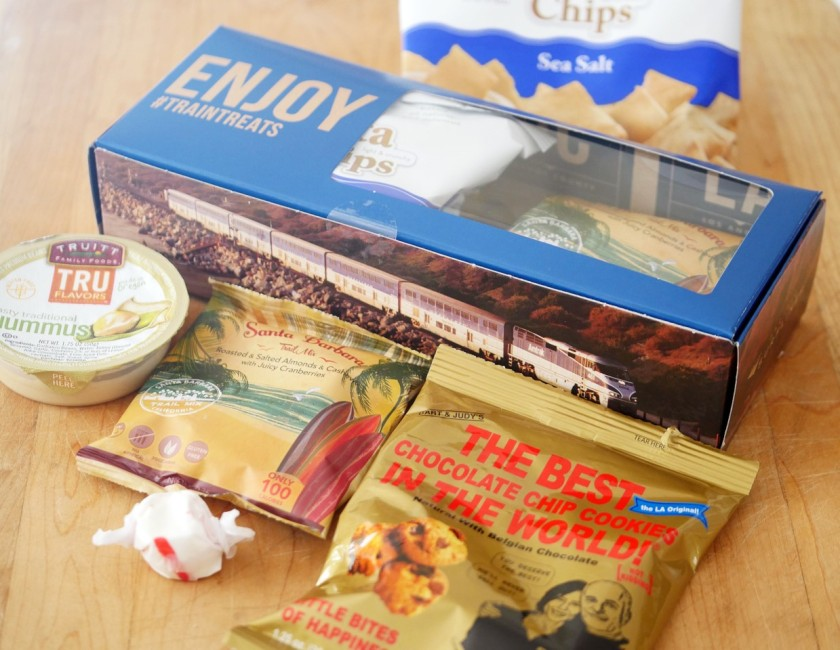 Business Class Snack Pack