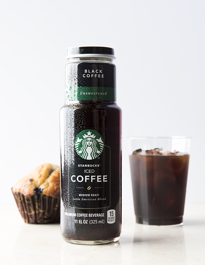 Pacific Surfliner Starbucks Iced Coffee