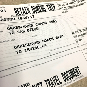 Pacific-Surfliner-Unreserved-Ticket