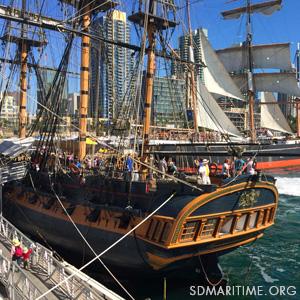 San Diego Festival of Sail