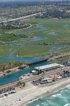 San Elijo Lagoon Double Track Project