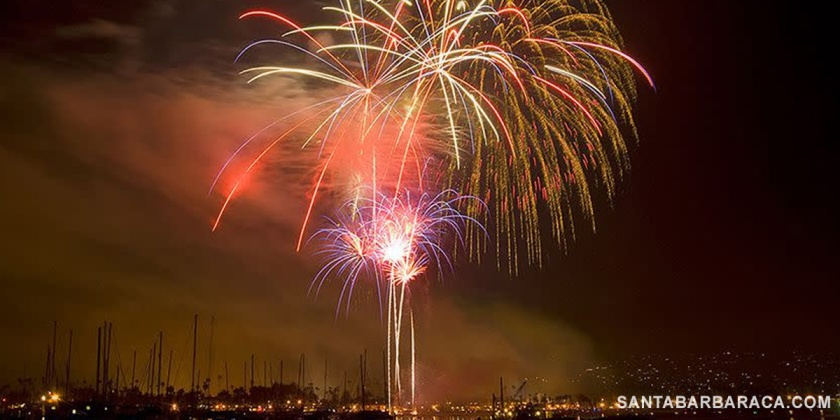 Santa-Barbara-Boat-Parade-and-Fireworks